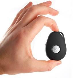Mobiele alarmknop