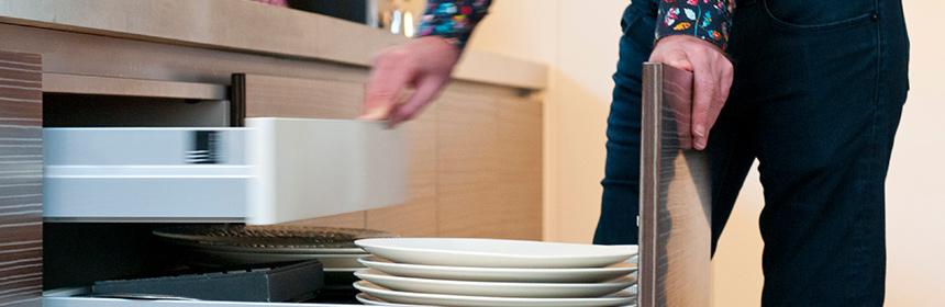 Maak je keuken comfortabel met simpele ingrepen - Lekker Blijven Wonen