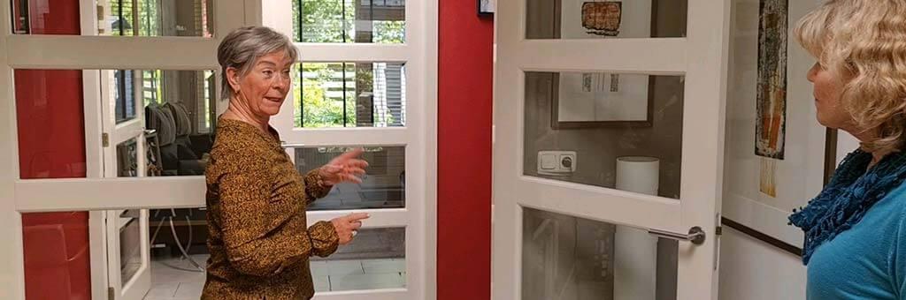 Inge Vosse maakte haar huis al vroeg toekomstproof - Lekker Blijven Wonen