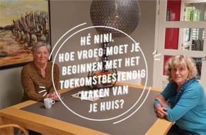 Filmpje: 'Hoe vroeg moet je beginnen met het toekomstproof maken van je huis?'